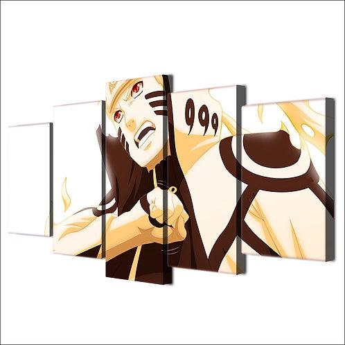 Naruto Form - 5 Piece Canvas Set