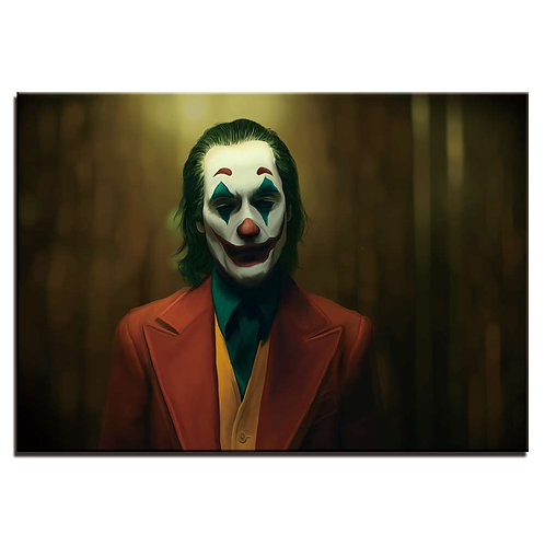 The Joker - 1 piece canvas