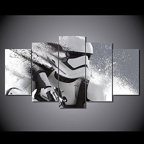 Stormtrooper - Star Wars - 5 Piece Canvas Set