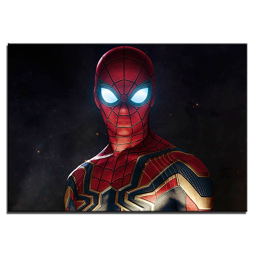 Spiderman far from home - 1 piece canvas