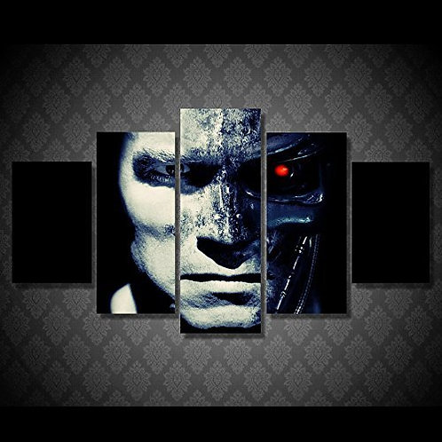 Terminator Genisys - 5 Piece Canvas Set
