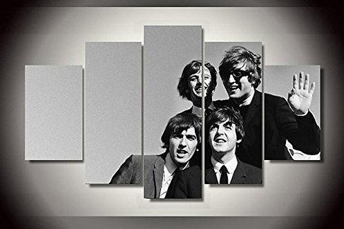 The Beatles - 5 Piece Canvas Set