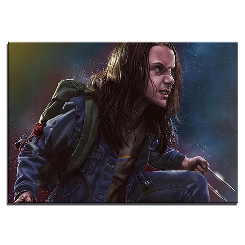 Logan movie -1 piece canvas