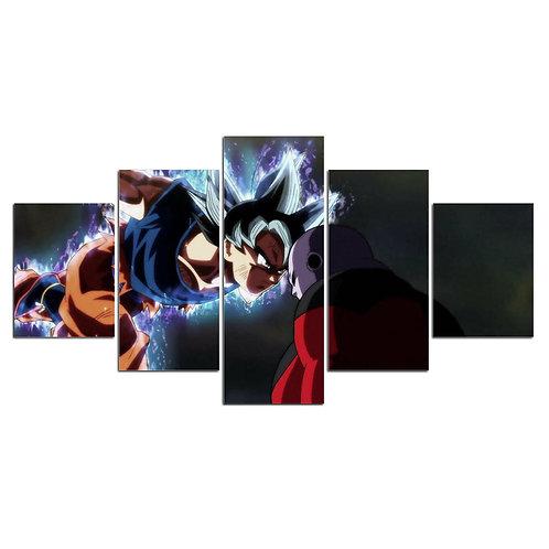 Ultra Instinct - 5 Piece Canvas Set