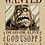 Thumbnail: Cartoon Home Decor Wall Sticker Retro Wanted One Piece Japanese Anime Luffy