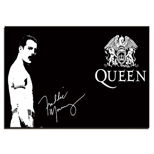 Queen Band - 1 piece canvas