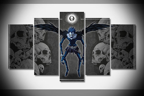 Death Note - 5 Piece Canvas Set