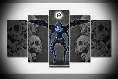 Death Note - 5 Piece Canvas Set