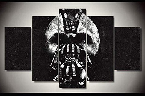 Batman - Bane - 5 Piece Canvas Set