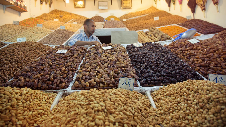 Souk Nuts Figs