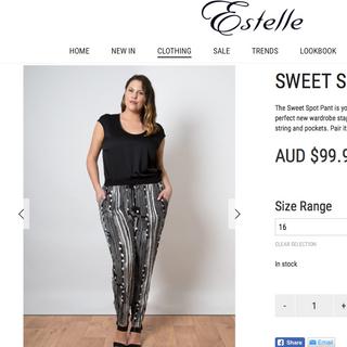 Estelle Clothing