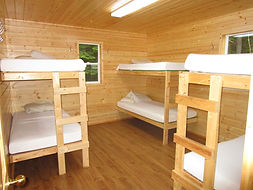 Highrock Lake cabin bedroom.JPG