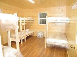 Kinewan Lake outpost bedroom.JPG