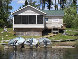 Fishtrap Lake Fly-In Outpost Cabin.JPG