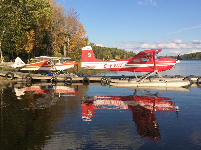 Ontario floatplanes