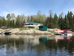 Jones Lake fly in outpost.JPG