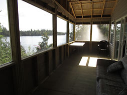 Dogfly Lake fly-in outpost porch.JPG
