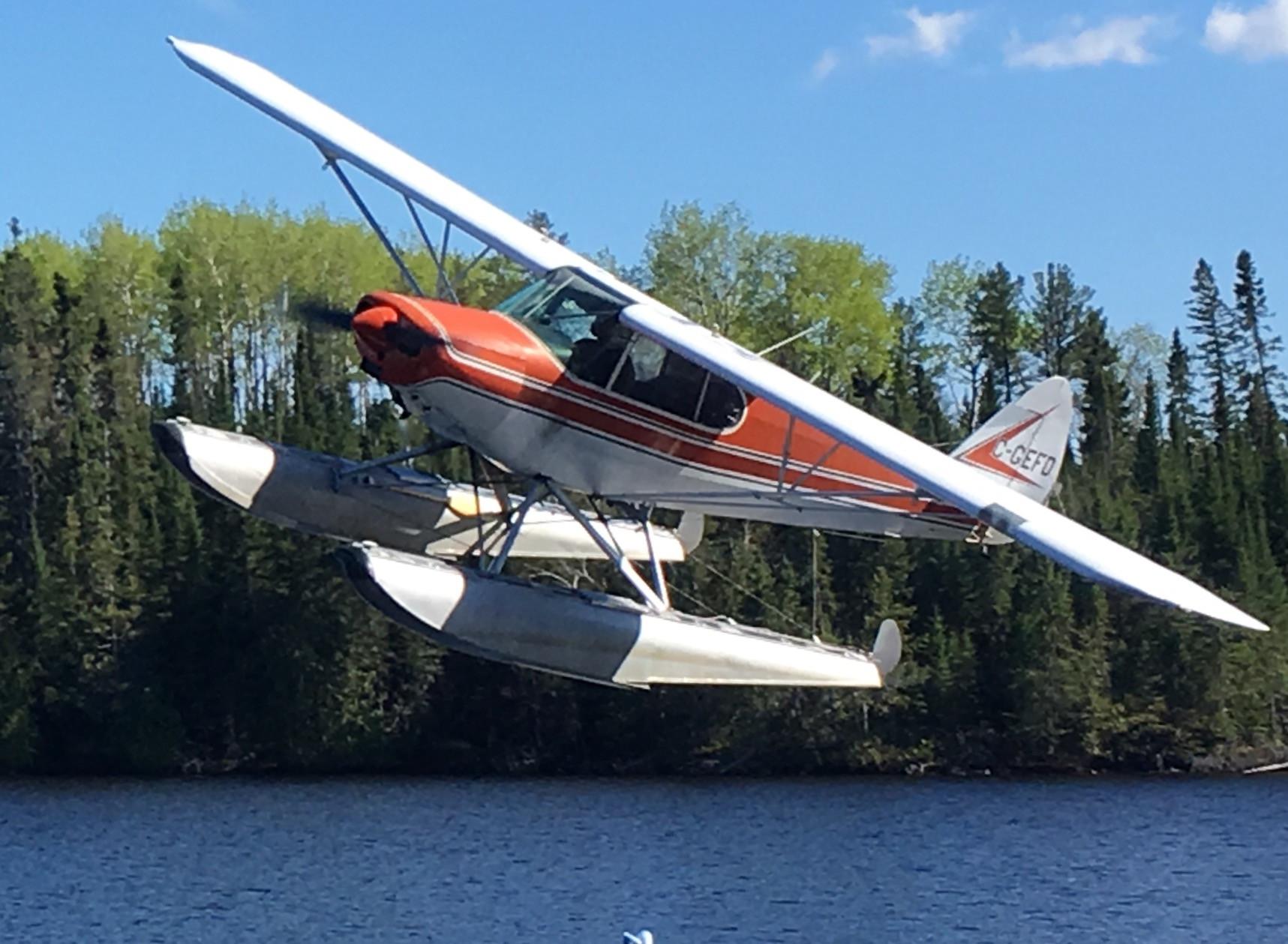 PA-12 on floats