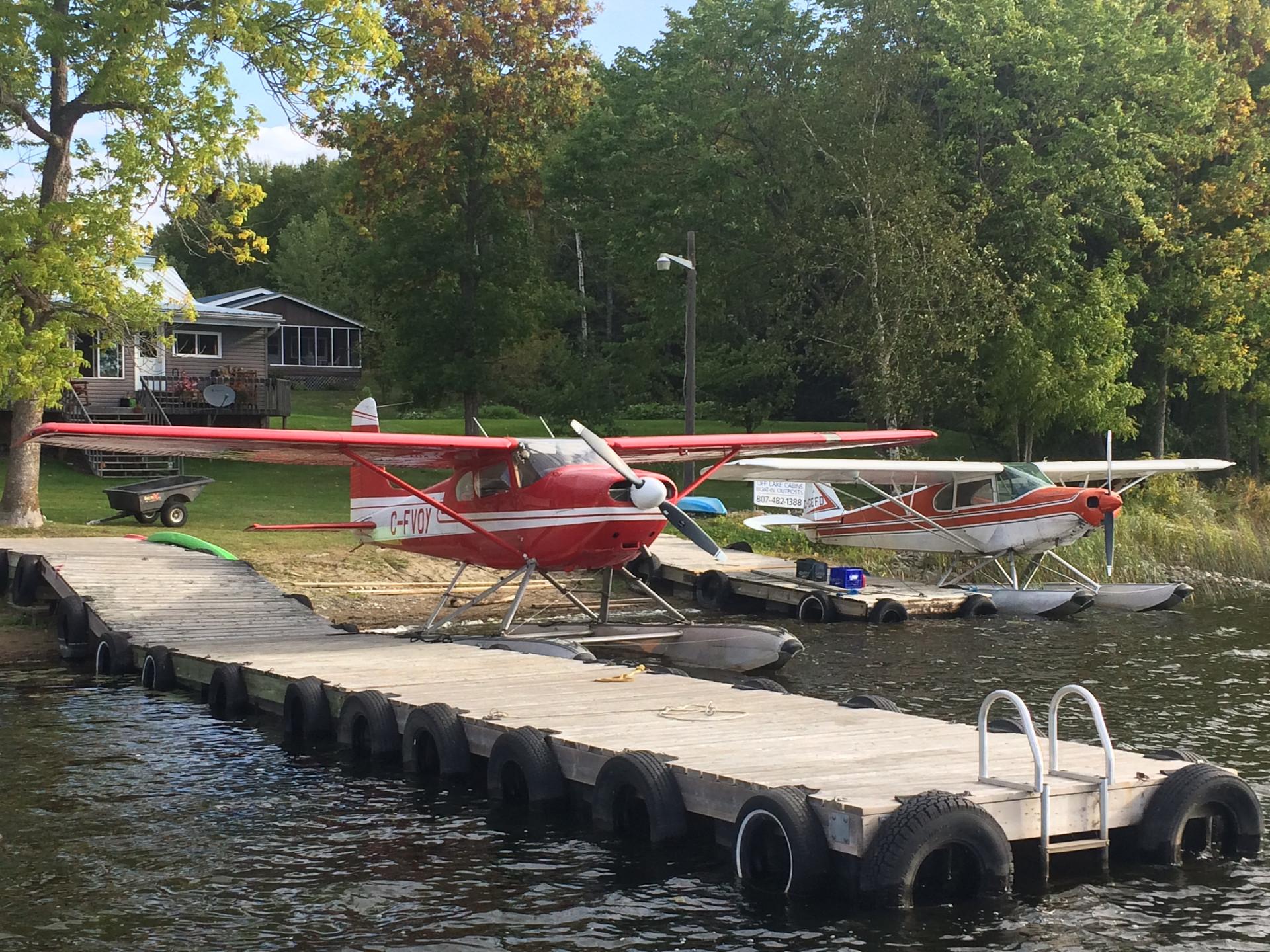 Canadian floatplanes