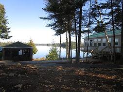 Kinewan fly-in fishing outpost cabin.JPG