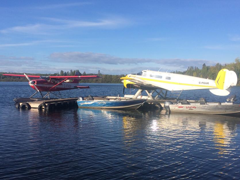 Floatplanes Canada