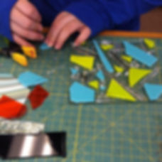 Drop-in Hours - commitment free Glass Fusing classes For kids, teens,and adults