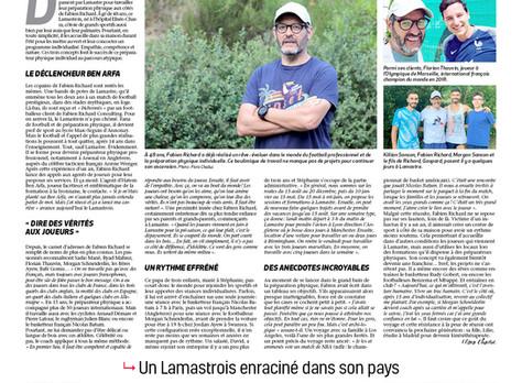 INTERVIEW REPORTAGE HEBDO