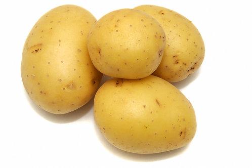 Pommes de terre bio, le kilo