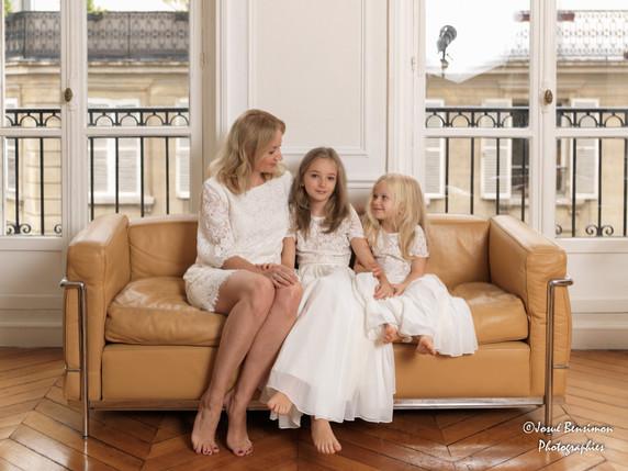 Joanna, Anna et Sophie