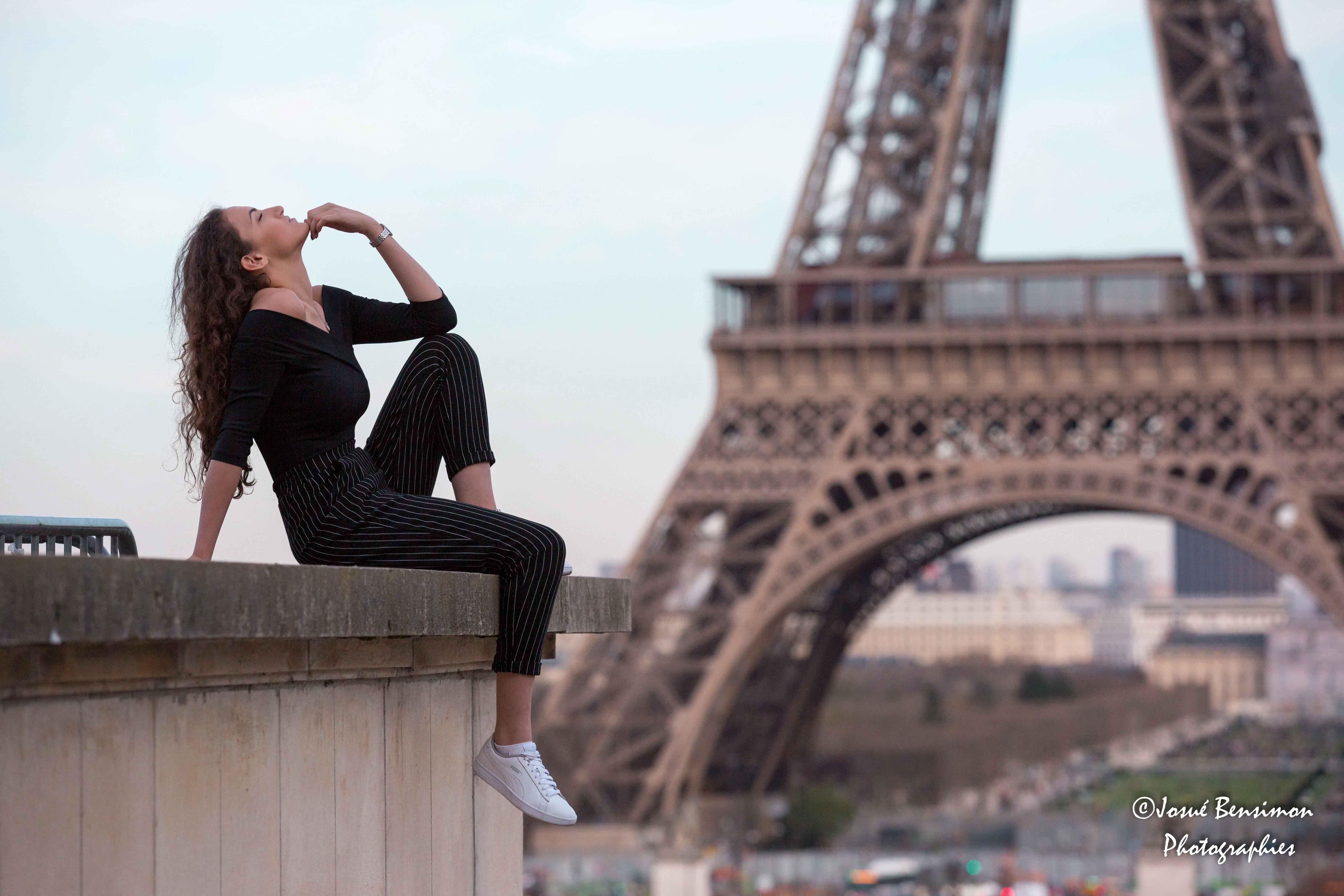 Shooting,Trocadéro,Tour Eiffel