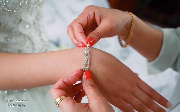 Les bijoux de la mariée
