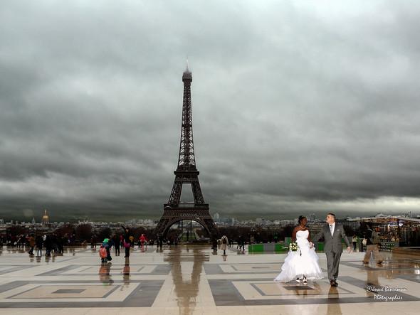 Séance Couple - Paris Trocadéro