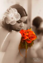 Pose Artistique,bouquet