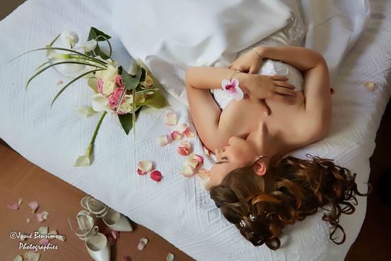 Pose Artistique,grâce,bouquet