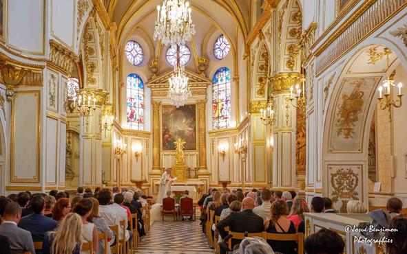Eglise,cérémonie mariage