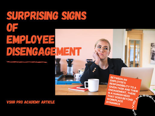 Unexpected Signs of Employee Disengagement You May Have Overlooked