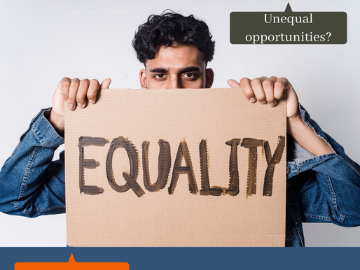 GENDER INEQUALITY AT WORK AND HOW TO NURTURE A CULTURE OF EQUALITY