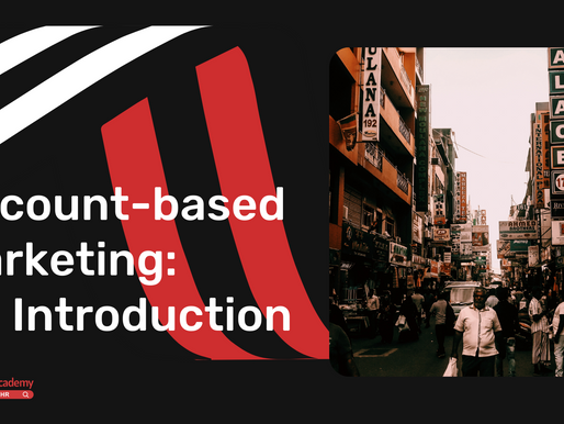 Account-based Marketing: An Introduction