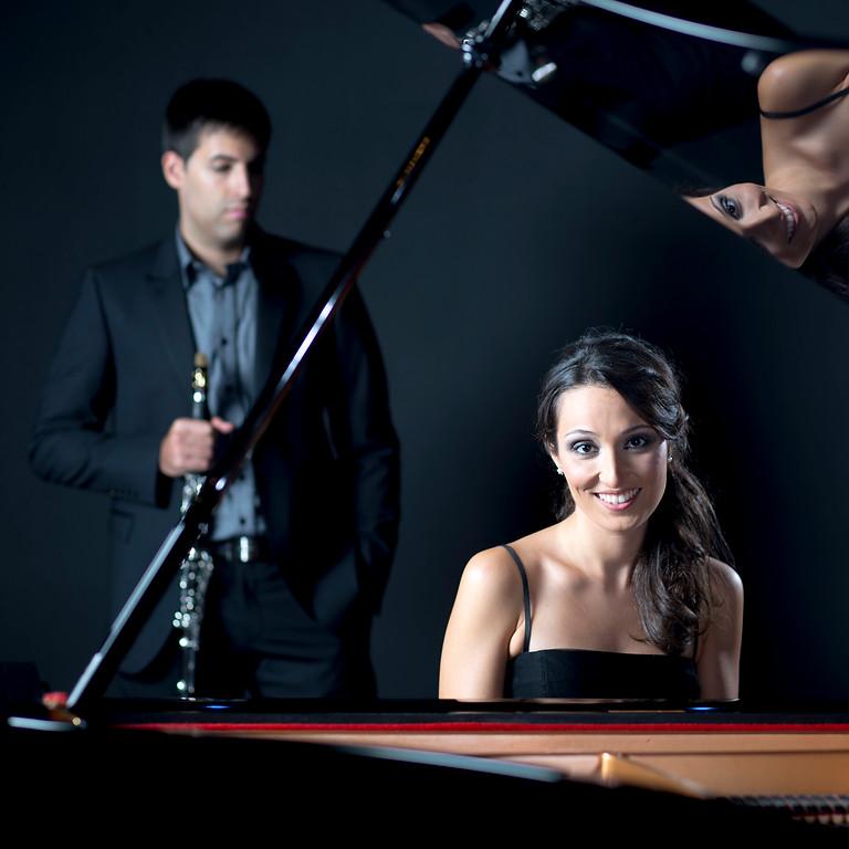 RITMES DE NORD I SUD-CLARINET I PIANO