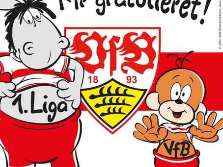Mr gratulieret em VfB Stuttgart