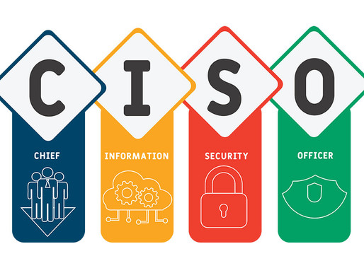 The Role of a CISO(Chief Information Security Officer)