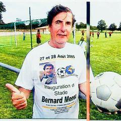 Bernard Menez (Président) Zizou.