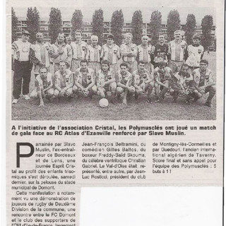RC Atlas d'Ezanville