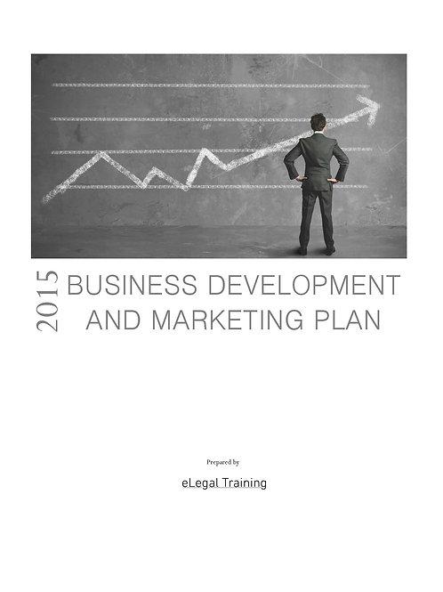 Practice Development Plan Sample, Redacted