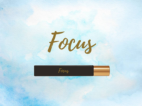 Focus | 10ml Roller