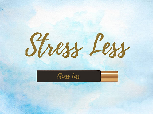 Stress Less | 10ml Roller