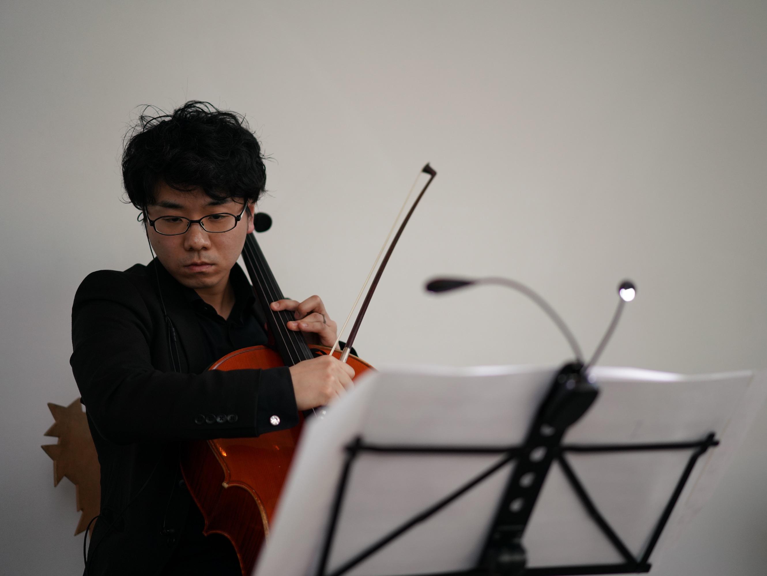小畠幸法 [violoncello]