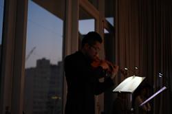 戸原直 [violin]