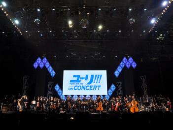 ▶︎ ユーリ!!! on concert