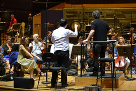 With L'ORCHESTRE PHILHARMONIQUE DE RADIO FRANCE